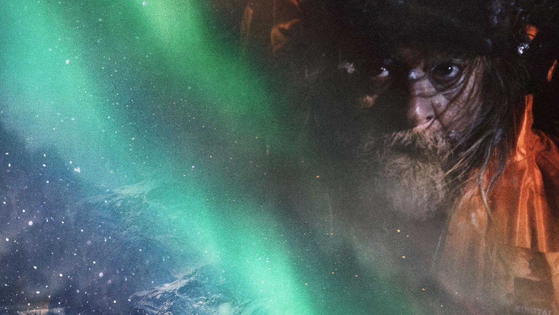Montasjebilde fra reklamekampanjen Alle burde ha en nordlending fra Signal Bredbånd