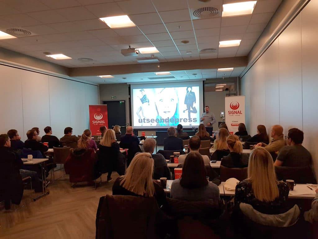 Foredrag om nettvett i Mosjøen