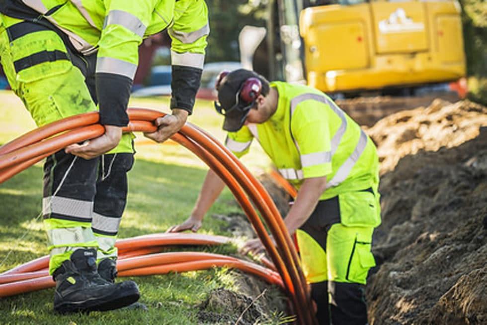 Vi Søker To Telekommunikasjonsmontører Til Avdelingen Vår I Mosjøen