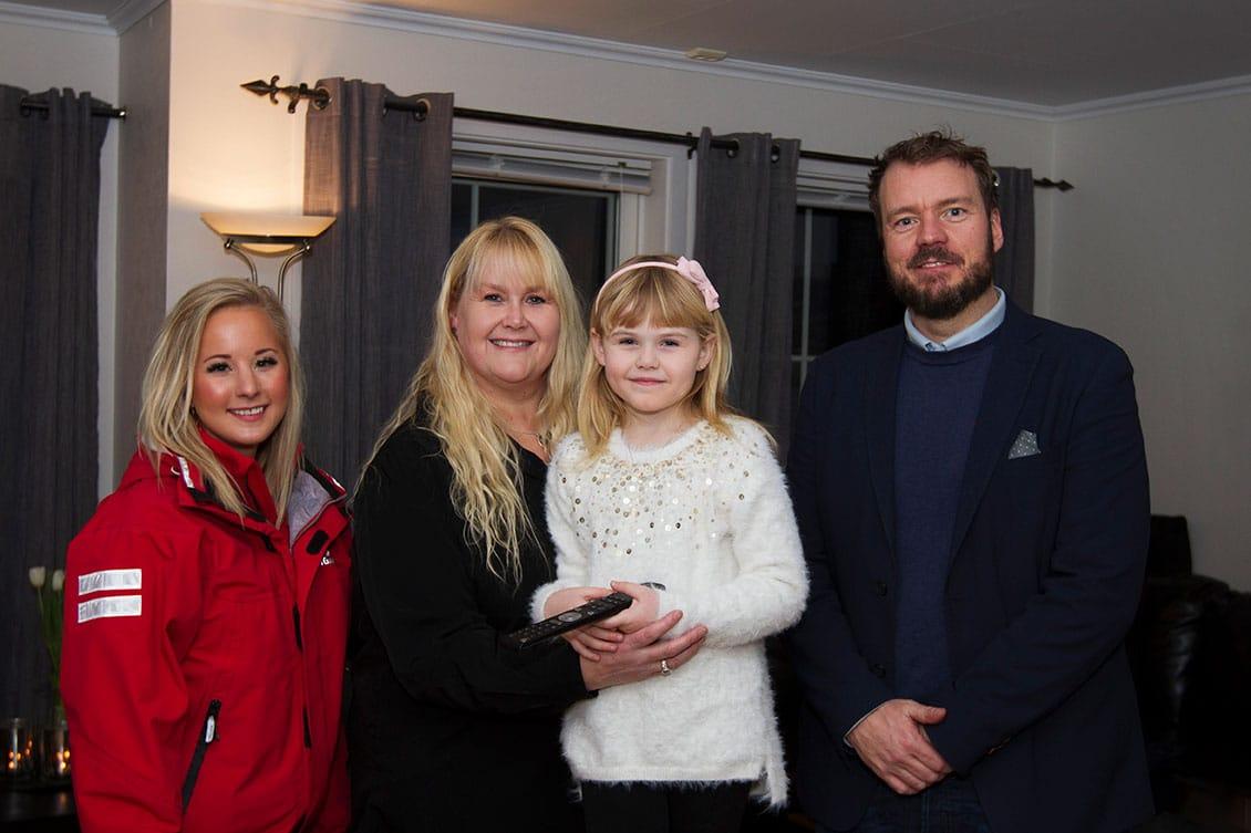 Ann-Kristin I Bodø Ble Altibox-kunde Nummer 600.000
