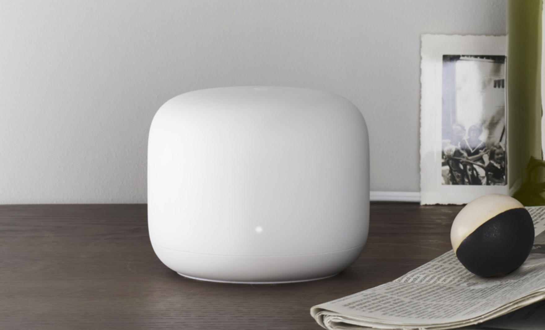 Google nest wifi fra Altibox