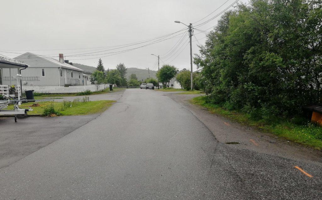Fiberutbygging fra Signal og Altibox i Sundelin i Bjørnevatn utenfor Kirkenes