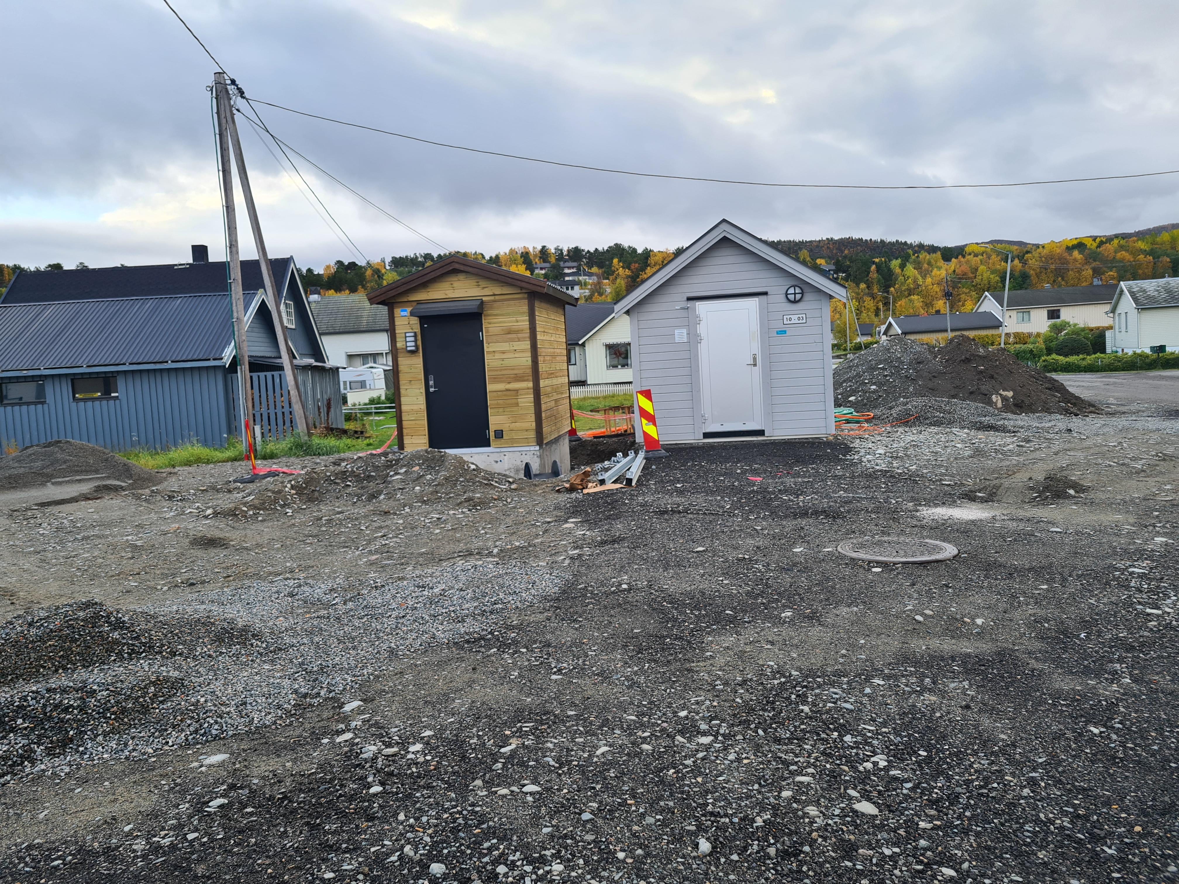 Signal og Altibox har satt opp fibersentral på Kronstad Saga i Alta