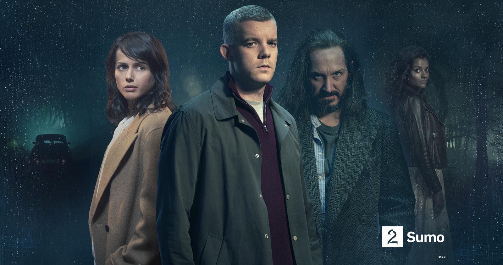 The Sister er en av krimseriene som sendes på TV i årets påske