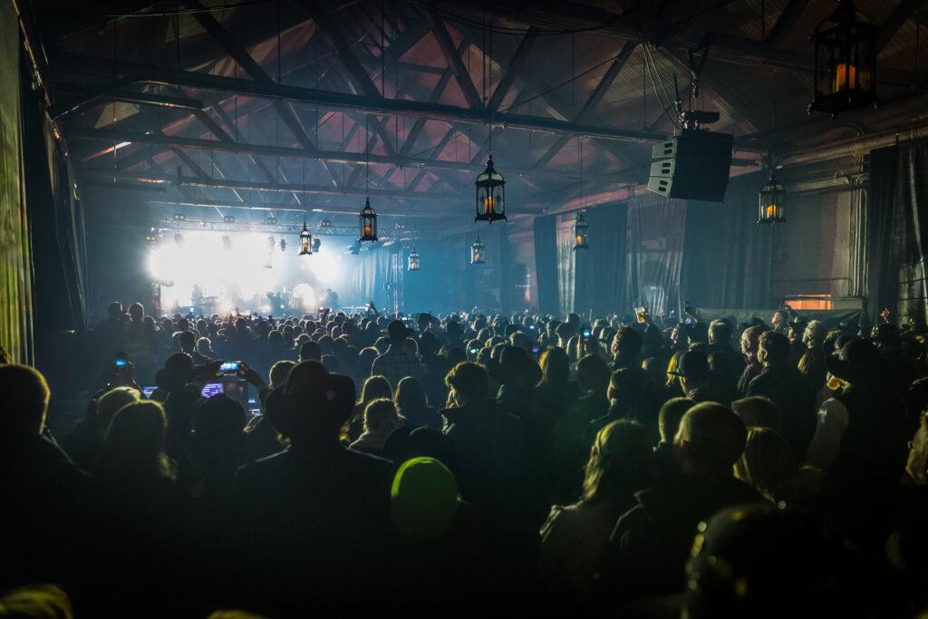 Vinterfestuka konsert i Lokstall